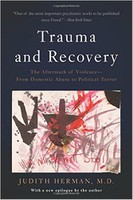 New trauma and recovery cover
