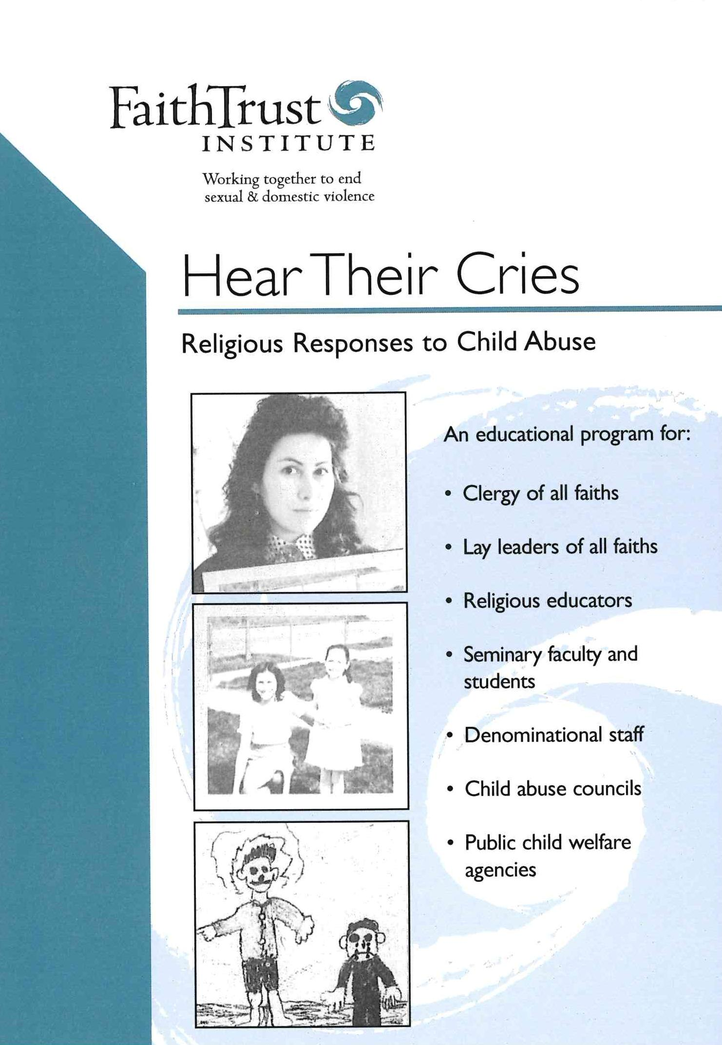 Hear Their Cries DVD