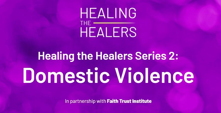 New Resource for Spiritual Leaders to Address Intimate Partner Violence